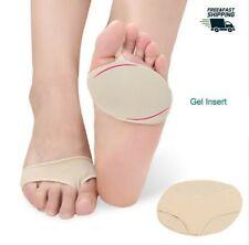 Fabric Metatarsal Gel Pads : Ball of Foot Slip On Cushions US Co Fast Ship BONUS