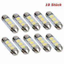 10 Stück 36mm LED Soffitte 5050 Innenraum Soffite Beleuchtung Xenon Weiß
