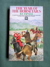 THE YEAR OF THE HORSETAILS - R.F. TAPSELL  - ARROW  P/BACK  1968 - HISTORICAL