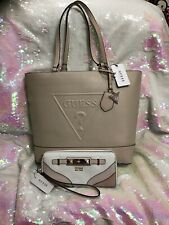 Guess Purse/Tote With Free Matching Wallet NWT