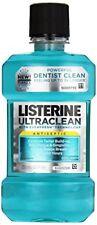 Listerine Ultra Clean Mouthwash Cool Mint 8.5oz Each