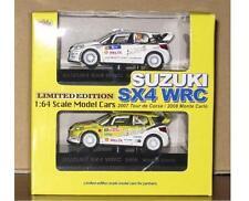 Rally Car SUZUKI SX4 WRC 2007 Tour de Corse / 2008 Monte Carlo /