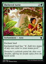 MTG SHELTERED AERIE FOIL - NIDO PROTETTO - DTK - MAGIC