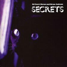Gil Scott-Heron - Secrets [New CD]