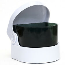 Sonic Cleaner ~ Denture Cleaning Vibration Bath Battery Operated Case