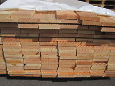 55 m² Douglasie 2.Wahl Terrassendielen Terrassenholz Holz Lärche farbig 2 m lang
