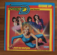 "Single 7"" Vinyl Doris D. &the Pins - Shine up - Just me and you"