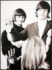 THE BEATLES POSTER PAGE JOHN LENNON & RINGO YESTERDAY AND TODAY PHOTOSHOOT . G39