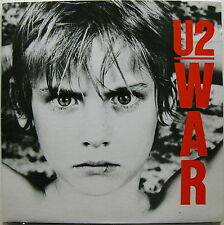 U2 War 1983/87 KOREA ORG LP Minty! DIFFERENT Cover Inside BONO Edge ADAM Larry