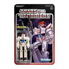 Transformers Skyfire Autobots 3 3/4 Inch ReAction Wave 2 Figur Super7