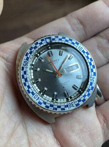 Seiko 6106-7117 - Rally Silver Dial - March 1970