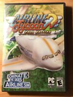 Airline Tycoon 2 - Gold Edition For PC - Video Game - Dominate The Skies NEW