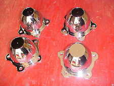american torque thrust type center wheel caps,chrome,2 and 1/4 may fit others,