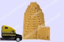 LOTE 200 SOBRES ACOLCHADOS MARRON Nº 2 (225X140) AROFOL SOBRES BURBUJA