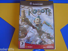 ROBOTS  (NEW&SEALED) - GAMECUBE - Wii Compatible