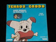 45 UpM B.Fertigungsauftrag - Tchaou und GRODO - SERIE TV - 1980