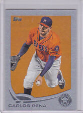 2013 Topps Silver Slate Sparkle Wrapper Redemption #364 Carlos Pena 07/10