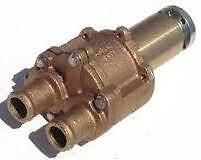 Mercruiser seawater pump 47 72774A 32  solid Bronze replacement