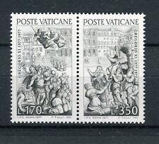 Vaticano 1977 Serie 6 centenario ritorno papa Gregorio XI da Avignone a Roma MNH