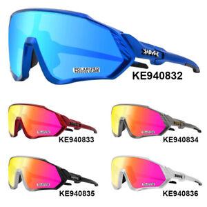 Polarized Cycling Glasses Outdoor Men Women Bike Riding Eyewear Goggles Driving