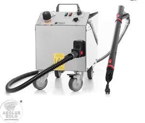 EOLO LP01RA Dampfreiniger zur Desinfektion/Sterilisation/Entkeimen/Entseuchen