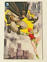 Batman Dark Knight III Master Race #1 DKIII DK3 Jill Thompson 1:10 Variant