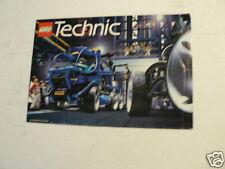 LEGO BROCHURE FLYER CATALOG TOYS TECHNIC 1998 DUTCH 16 PAGES 025