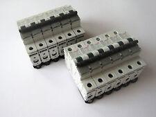 12xGE B16 1pol Sicherung Sicherungsautomat Leitungsschutzschalter ELFA AEG EP61