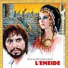 Mario Nascimbene: L Eneide ( New/Sealed Digipack CD)