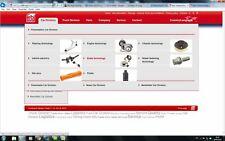 FEBI 104200 Exhaust Manifold Gasket fit Peugeot