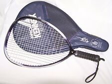 Pro Kennex Innerbeam 105 Racquetball racquet Wide San Diego Olympic Ctr w cover