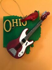 Handmade 1 Of A Kind Christmas Ornament Ohio 2001