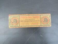 Alter Abziehstein Schleifstein India Oil Stone