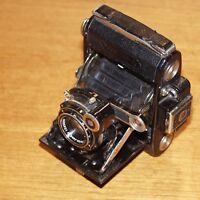 SUPER IKONTA 530 Carl Zeiss 7cm f3.5 TESSAR 120 film folding vintage camera