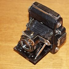 SUPER IKONTA 530 Carl Zeiss 7cm f3.5 TESSAR 120 film folding vintage camera