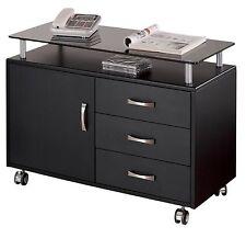 Storage File Cabinet Storage Home Office Filing Stand Organizer Cart Printer new