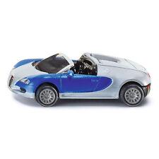 SIKU Bugatti Veyron Grand Sport Sportwagen Spielzeugauto Modellauto Super / 1353