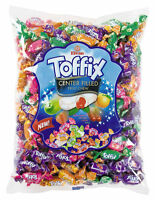 1kg Bag TOFFIX Fruit Flavor Chewy Candies Gift Fillers Party Bag Sweets Candy