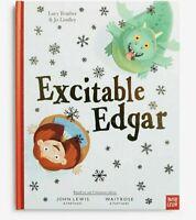 Excitable Edgar Book John Lewis Christmas 2019