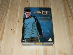 Harry Potter : Years 1-3 - The Special Editions Box Set (6 Discs)