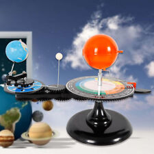 Solar System Model children Astronomy Sun Earth Moon Orbital Planetarium