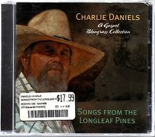 Charlie Daniels Band - Songs from the Longleaf Pines (CD, Koch 2005 -USA) New