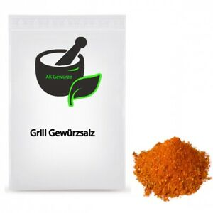 Grillgewürz BBQ 1000g Grill Gewürz 1 Kg(AK Gewürze)