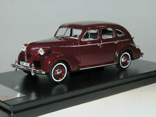 PREMIUM X Models prd436, Volvo pv60, 1947, Bordeaux Red, 1/43