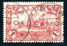 DEUTSCHE KOLONIEN SAMOA 16 gestempelt MALUA SAMOA geprüft BOTHE BPP (S4918