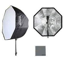 Godox 120cm Octogone Flash Parapluie Softbox pour Studio