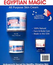 Egyptian Magic All-Purpose Skin Cream Face & Body 100% Natural 5.25 Ounces New