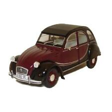 Citroën 2CV 6 Charleston 1982 1/24 Coches inolvidables Salvat