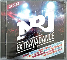 Compilation 3xCD NRJ Extravadance 2017 - Europe (M/M - Scellé / Sealed)