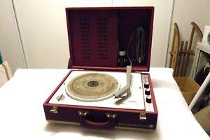 Electrophone LA VOIX DE SON MAITRE - Années 60